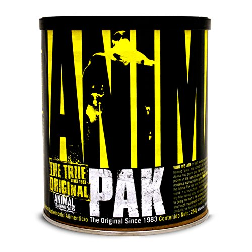Animal Pak - The Complete All-in-one Training Pack - Multivitamins, Amino Acids, Performance Complex and More - for Elite Athelets and Bodybuilders - 15 Packs (AN-PA-015-01)
