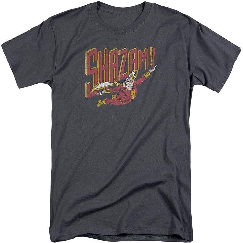 Dc Retro Marvel Adult Tall Fit T-Shirt