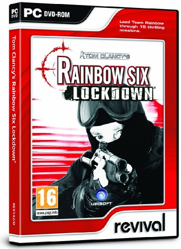 Tom Clancy's Rainbow Six: Lockdown (PC DVD) [Edizione: Regno Unito]
