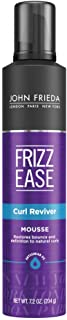 John Frieda Frizz Ease Curl Reviver Mousse, 7.2 Ounces