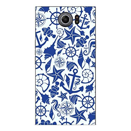 Disagu SF-sdi-4343_1036 Design Folie für BlackBerry Priv Rückseite - Motiv Meeresmuster