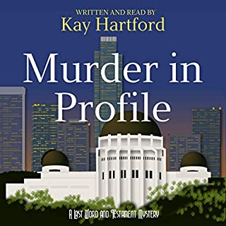 Murder in Profile audiobook cover art