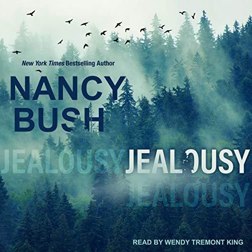 Jealousy audiobook cover art