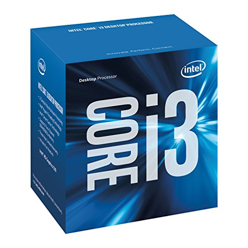 Intel Core i3-6100 Prozessor der 6. Generation (3,70 GHz, 3 MB Intel Smart-Cache)