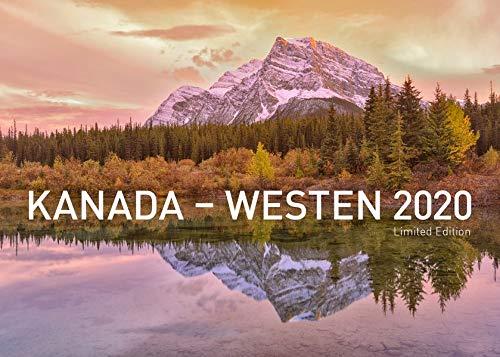 Kanada - Westen Exklusivkalender 2020 (Limited Edition)