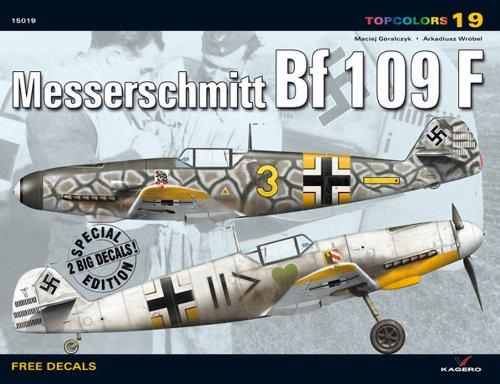 Price comparison product image Messerschmitt Bf 109 F (Top Colours)