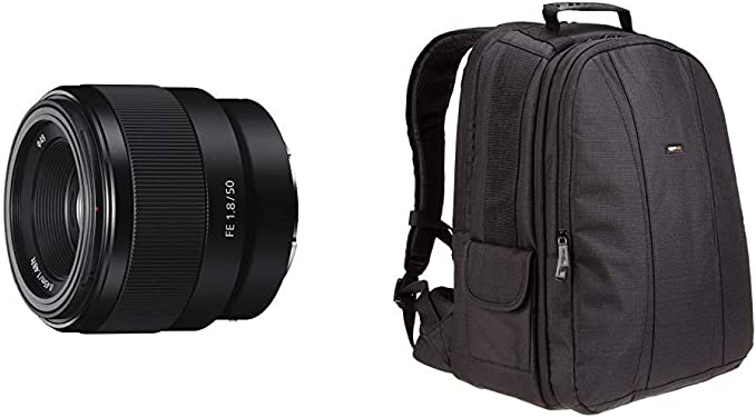 Sony Sel 50f18f Standard Objektiv Schwarz Amazon Kamera