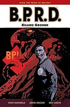B.P.R.D. (Vol. 8): Killing Ground by Mike Mignola