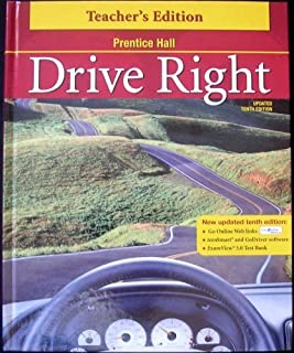 Drive Right TEACHER'S EDITION Updated Tenth Edition