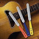 redxiao 【𝐏𝐫𝐢𝐦𝐚𝒗𝐞𝐫𝐚 𝐕𝐞𝐧𝐝𝐢𝐭𝐚】 lima per unghie per chitarra, lima per chitarra, 7,2 * 0,6 pollici per mandoline banjo ukulele per manutenzione riparazione strumenti musicali basso