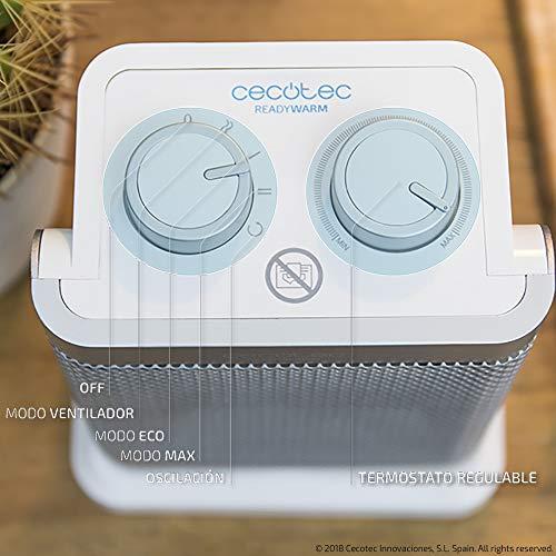 Cecotec Ready Warm 6100 Ceramic Rotate