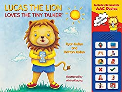 Lucas the Lion Loves The Tiny Talker Board book – January 16, 2018