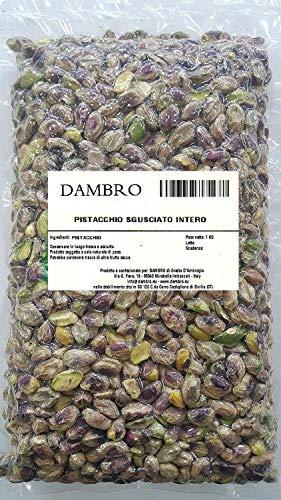 Pistazien Ungeschälte Rein Ungesalzene - Frisches Produkt - 1kg