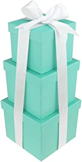 robin egg blue boxes