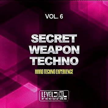 Secret Weapon Techno, Vol. 6 (Hard Techno Experience)