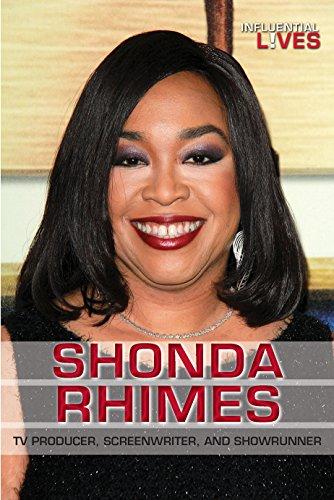 Shonda Rhimes: TV Producer, Screenwriter, and Showrunner