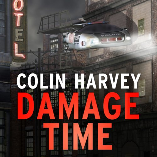 Damage Time audiobook cover art