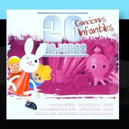 20 Mejores Canciones Infantiles Vol. 1 ( The Best 20 Childen's Songs)...