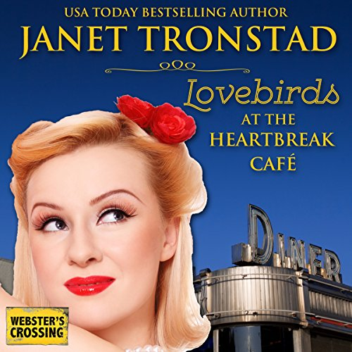 Lovebirds at the Heartbreak Cafe audiobook cover art