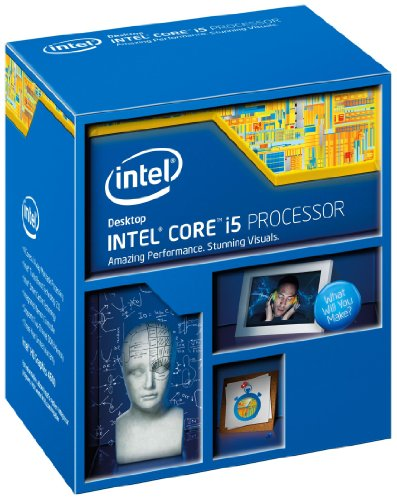 INTEL Core i5-4430 3,0GHz LGA1150 6MB Cache BOX Haswell CPU