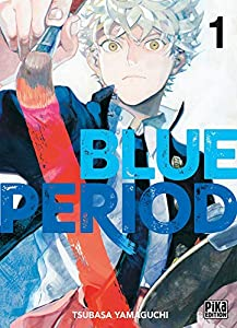 Blue Period Edition simple Tome 1