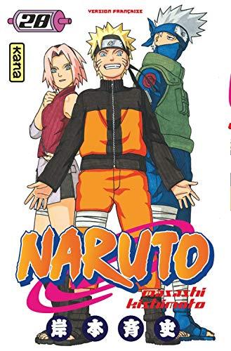 Naruto, tome 28