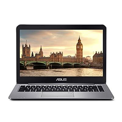 ASUS VivoBook 14 E403NA-US21 FHD Thin and Lightweight Laptop, Intel Pentium N4200 processor, 128GB eMMC Flash Storage, 4GB DDR3 RAM, USB Type-C, Fingerprint Reader, Windows 10