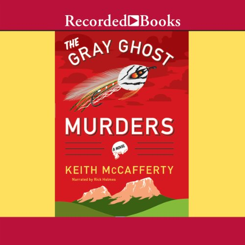 The Gray Ghost Murders audiobook cover art