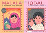 Image of Malala, a Brave Girl from Pakistan/Iqbal, a Brave Boy from Pakistan: Two Stories of Bravery