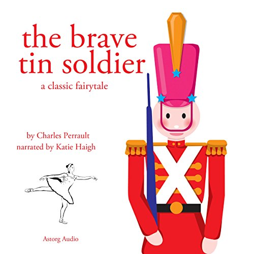 The Brave Tin Soldier audiobook cover art