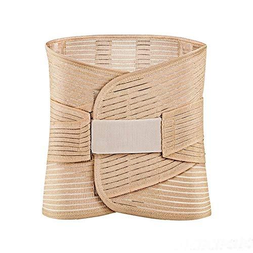 ZFF Respirable Espalda Apoyo Soporte Lumbar Cinturón, para Hombre Mujer Deporte Y Trabajo...