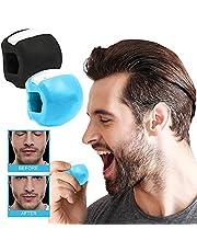 Jaw Trainer, Jawline Trainer, Jaw Exerciser, urządzenie do wzmacniania i ujędrniania obszaru szczęki i szyi, definicja linii szczęk (czarny)