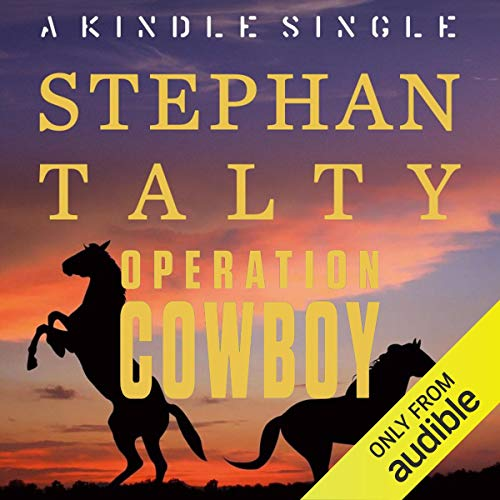 Operation Cowboy  By  cover art