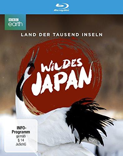 Wildes Japan - Land der tausend Inseln [Blu-ray]