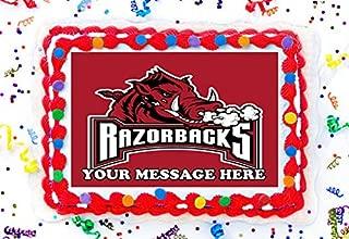 Best razorback birthday cake Reviews