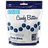 Botones de Caramelo en Azul PME 340 g