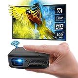 Best 3d Projectors - Pocket DLP Mini Projector 3D WiFi Full HD Review