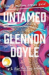 Untamed by Glennon Doyle book cover