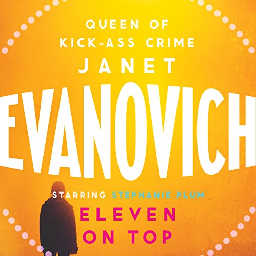 Eleven on Top audiobook cover art