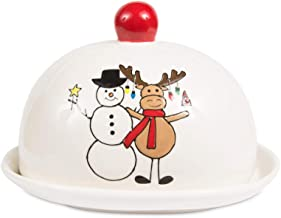 moose butter dish
