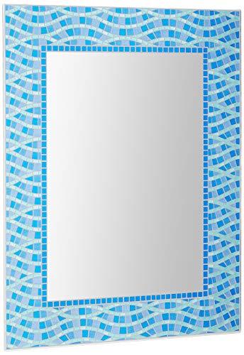 Head West 24 x 30 Blue Ocean Mirror, 24x30 -