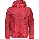 CMP Rain Jacket With Fixed Hood - Chaqueta para niña, Niñas, Chaqueta, 3X57725, Hibisco-Coral, 116