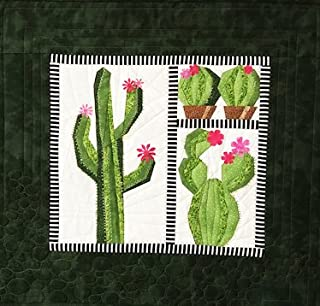 Cacti by Eileen Sullivan - Foundation Paper Piecing Pattern - 18