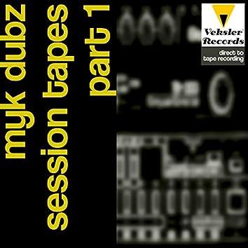 Session Tapes, Pt. 1