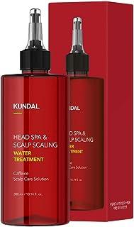 [KUNDAL] Head Spa & Scalp Scaling Caffeine Water Treatment 300ml Herb Mint