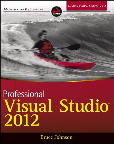 Professional Visual Studio 2012 (English Edition)