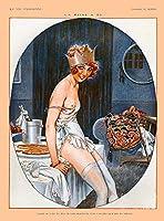 ERZAN知育玩具200ピースパズル1920年代フランスのフランス旅行家の装飾