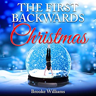 The First Backwards Christmas audiobook cover art