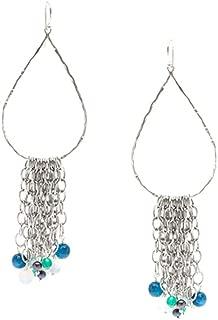 Willow House Jewelry Designed by Sara Blaine Women's Capri Fringe Earrings