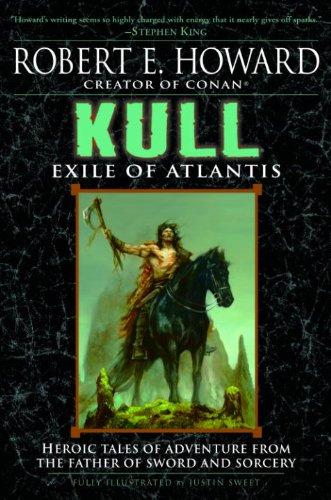 Kull: Exile of Atlantis (English Edition)